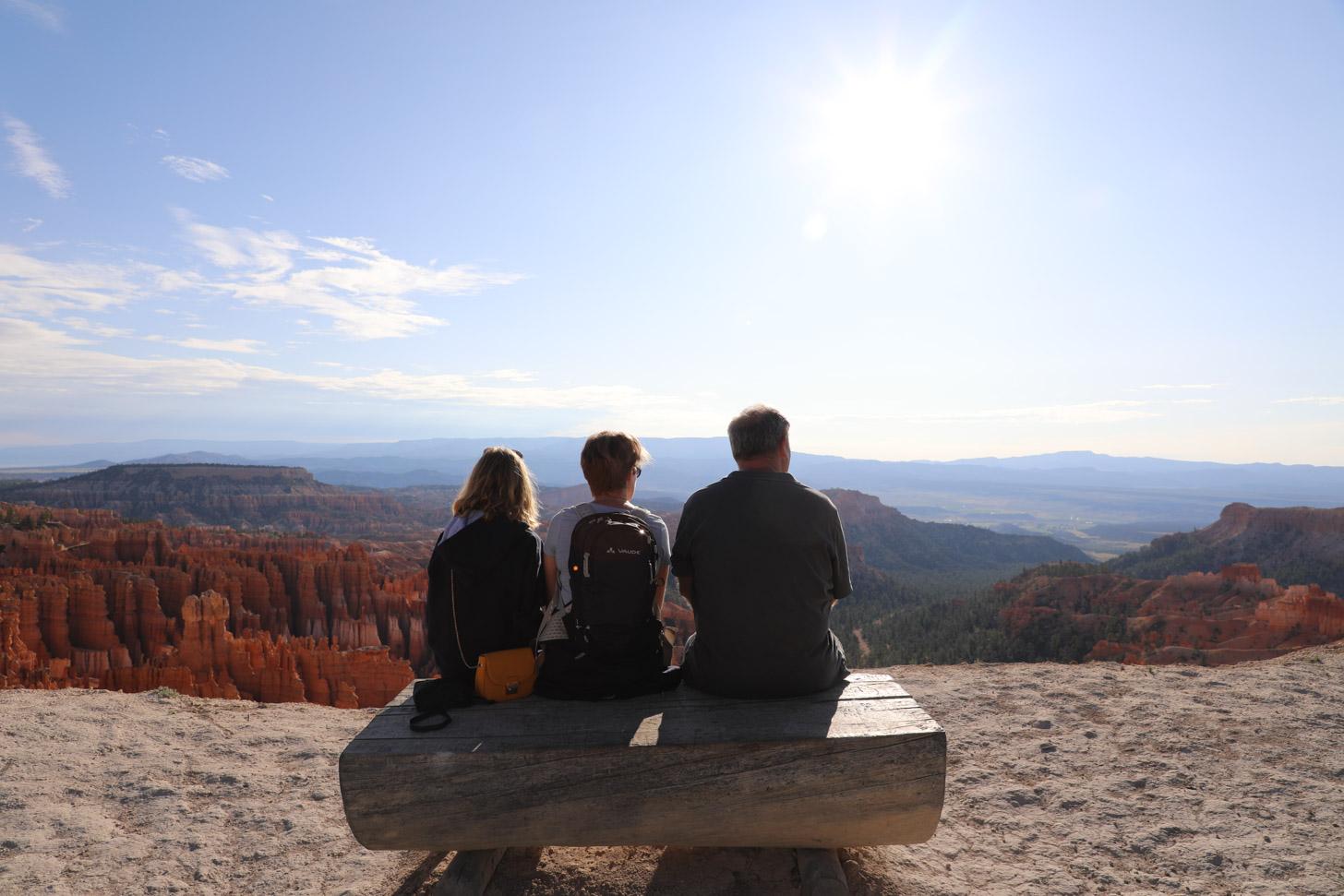 Prachtig uitzicht in Utah